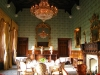 Photo of the dining room in Ashford castle