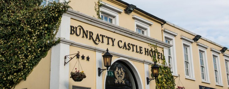 Bunratty Castle Hotel BEST AVAILABLE! Bed & Breakfast Rate
