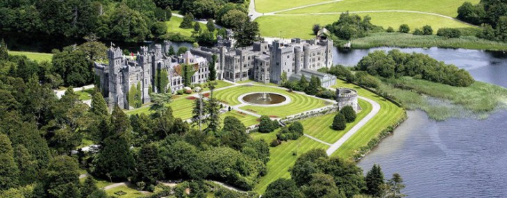 Ashford Castle The Palace to a Castle Package
