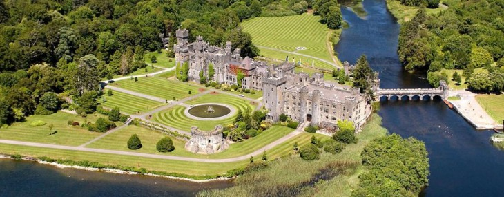 Ashford Castle Face & Body Sensation Spa Package