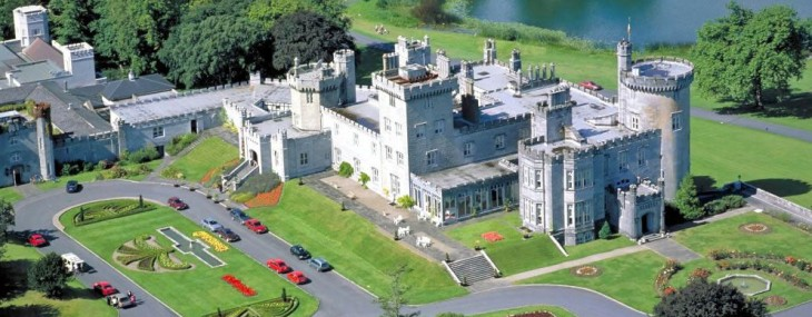 Dromoland Castle New Years 2 Night Celebration Package