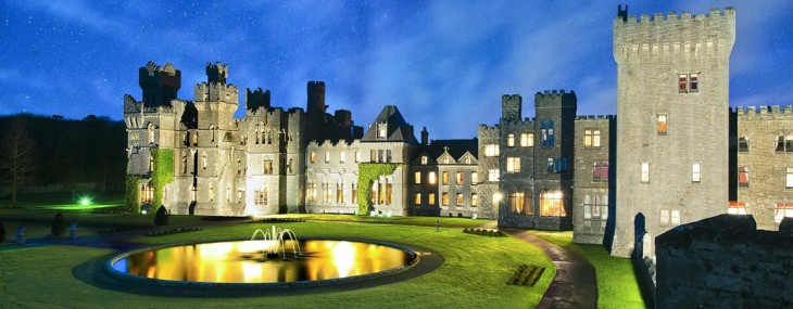 "Ashford Castle Saint Patrick's – ""Green with Envy"""