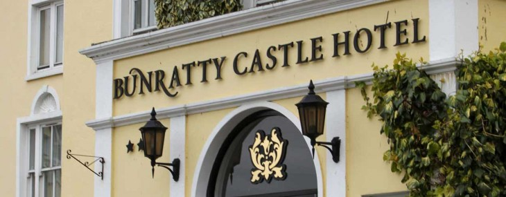 Bunratty Castle Hotel BEST AVAILABLE! Room Only Rate