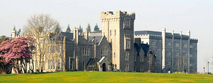 3-night stay Kilronan Castle Hotel & Spa 27.07.2015