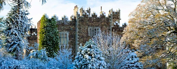 Waterford Castle Post-Christmas Family Lodge 3 Night Getaway