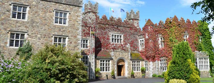 Waterford Castle At Our Haunt 3 Night Lodge Getaway