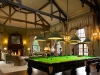 Photo of a pool table in Castle Leslie