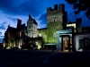 Photo of the Clontarf Castle at night
