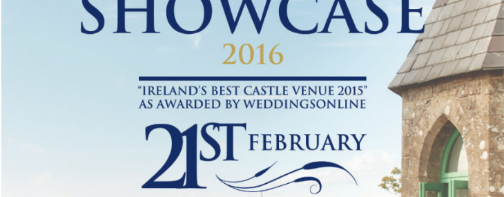 Lough Rynn Castle Hotel Wedding Showcase 2016