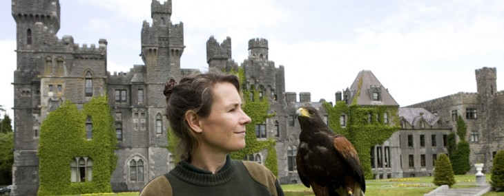 Ashford Castle Summer Family Falconry Package