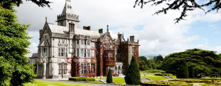 Adare Manor 3-night stay