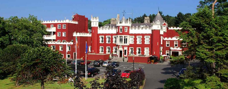 Fitzpatrick Castle Hotel Christmas 3 day Package