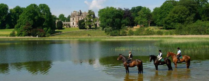 Castle Leslie Old Stable Mews 3 Nights Family Break